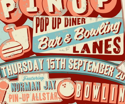 Pin Up BowlingAlley